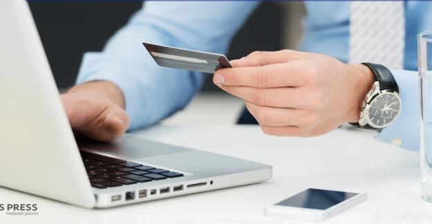 Türkiyenin % 33'ünde kredi kartı var