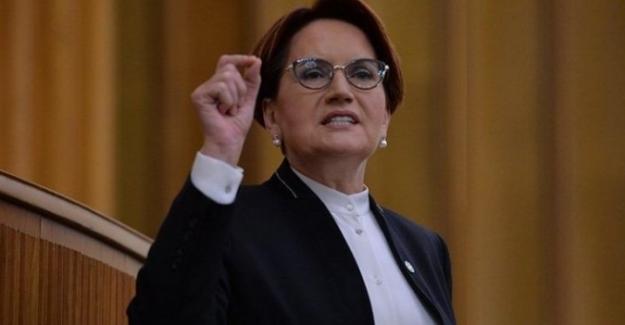 Akşener, Yüksek İstişare Kurulu Üyelerini Topladı