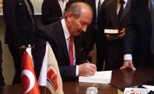 BURSA ARENA Şair ve Yazarı Ali Kaybal Türk Edebiyatına 6 eser birden kazandırdı