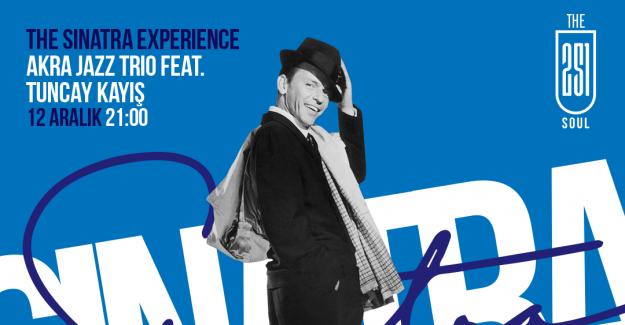 """Caz müziğinin efsane ismi """"Frank Sinatra"""" için anma gecesi düzenleniyor"""