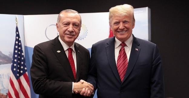 Erdoğan, G20 zirvesi kapsamında Trump ile görüştü