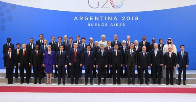 G20 zirvesi sonuç bildirgesi: ABD'ye rağmen İklim Anlaşması'na devam, DTÖ'ye reform