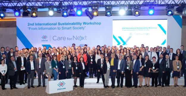 """II. Uluslararası Sürdürebilirlik Çalıştayı'nda """"Bilgi Toplumundan Akıllı Topluma Geçiş"""" tartışıldı"""