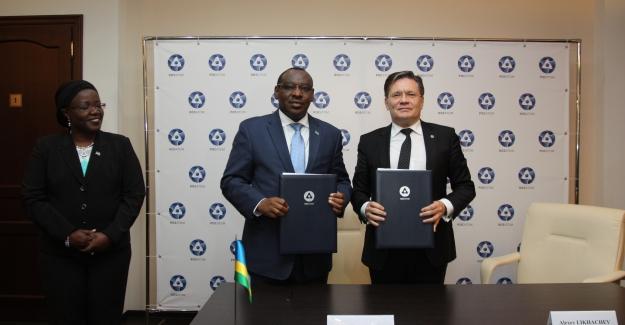 """Rusya, Ruanda Cumhuriyeti'yle """"Nükleer Enerji"""" anlaşması imzaladı"""
