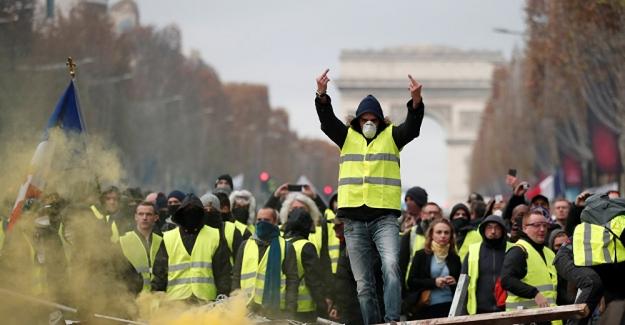 Türkiye'den Fransa'ya seyahat uyarısı !..