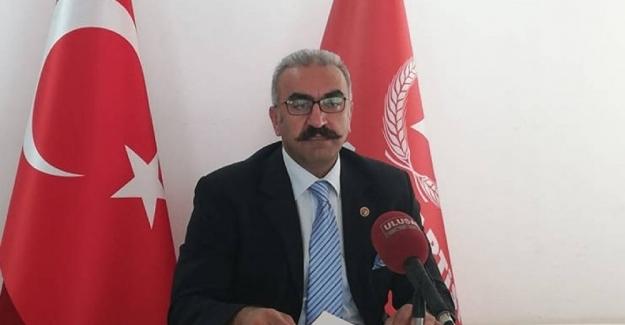 """Vatan Partisi Genel Başkan Yardımcısı Oktay Yıldırım: """"Yeniden kurulan çok kutuplu dünya düzeninde, kilit ülke Türkiye olacak"""""""