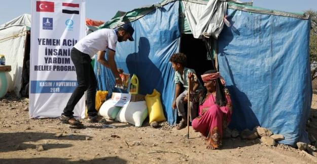 Yemen'de yaşanan insani kriz korkunç boyutlara ulaştı..