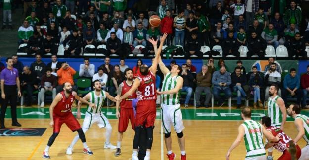 Basketbol Liginde 14. Hafta;  Bursaspor 86-65 Karesispor