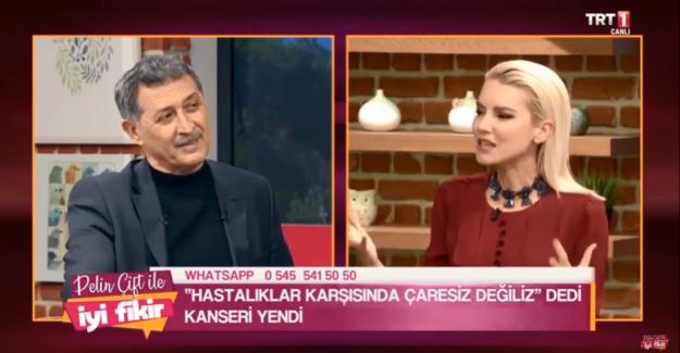 BURSA ARENA Köşe Yazarı Ümit Yurtkuran'ın Kanser hakkında çarpıcı açıklamaları TRT Ekranlarında