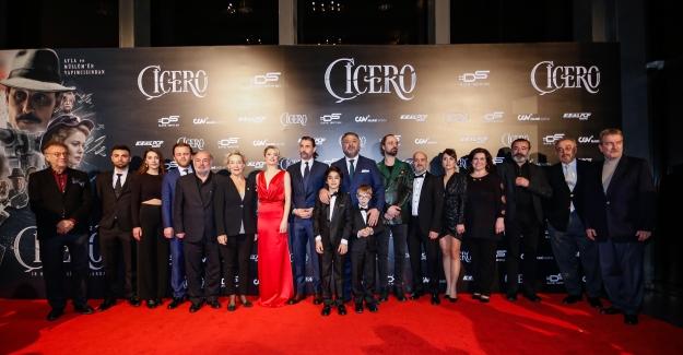 ÇİÇERO Filmi, izleyici önündeki ilk sınavını başarıyla verdi