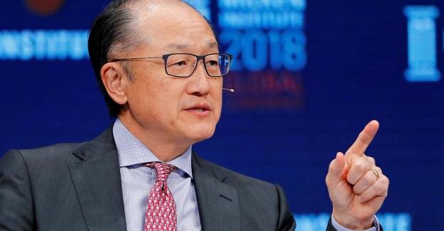 Dünya Bankası Başkanı görevinin tamamlanmasına 4 yıl kala istifa etti