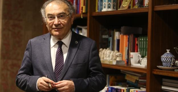 Prof. Dr. Nevzat Tarhan, '2019 Golden Axon Liderlik Ödülü'ne layık görüldü