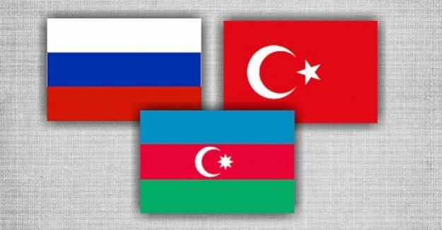"""""""Türkiye-Rusya-Azerbaycan"""" üçlü ittifakının geleceği Moskova'da ele alındı"""