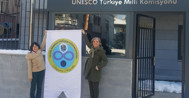 Uluslararası Değişim Federasyonu ile Unesco İşbirliği