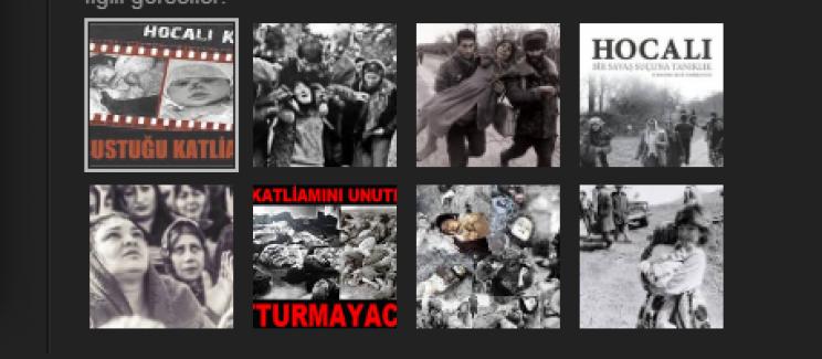 """27 Yıldır Dinmeyen Acı """"Hocalı Soykırımı"""".."""
