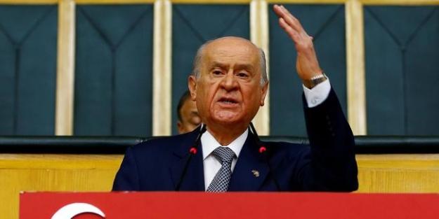 """AKP'nin Meclis Başkanı adayı için Bahçeli'den açıklama: """"Tam kadro halinde katılıp destekleyeceğiz"""""""
