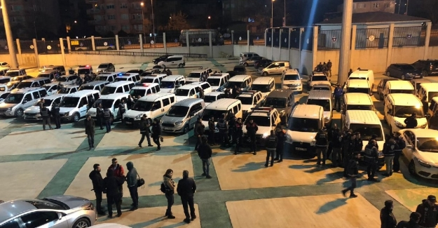 "Bursa Polisinden ""Narko Timsah"" operasyonu"