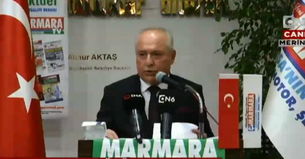 Bursa Yeni Marmara Gazetesi 7. Kuruluş Yıldönümünü kutladı