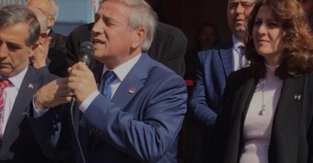"""CHP Genel Başkan Yardımcısı Yıldırım Kaya: """"Mehmet Özhaseki'de sözde tövbe ettiğini söyleyen bir FETÖ'cü.."""""""