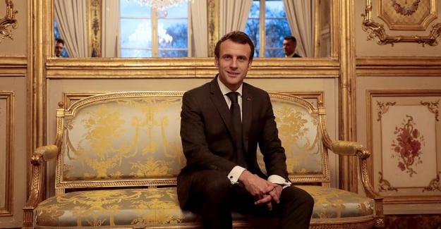 """Ermenilerin ardından Süryaniler de azıttılar ve """"Macron'dan soykırım anma günü istediler"""""""