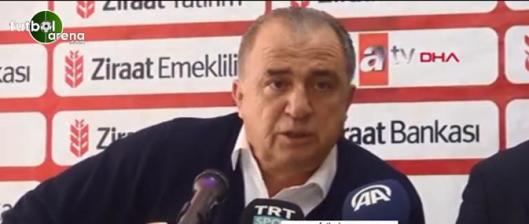 Fatih Terim Galatasaray ile sözleşme uzattı!  İşte maaşı ve süresi