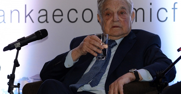 """George Soros: """"Avrupa yanlısı çoğunluk, şuursuzluktan uyanmazsa AB de Sovyetler gibi çökecek"""""""