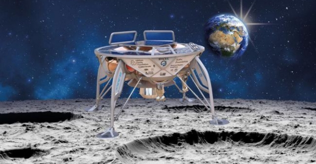 İsrail Ay'a giden 4. ülke olma yolunda