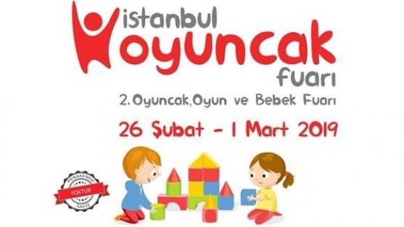 """""""İstanbul Oyuncak Fuarı - 2019"""" Açılıyor"""