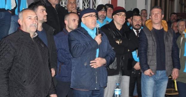 """İYİ Parti Balıkesir Başkan Adayı İsmail Ok: """"Kimse benden betona yatırım beklemesin"""""""
