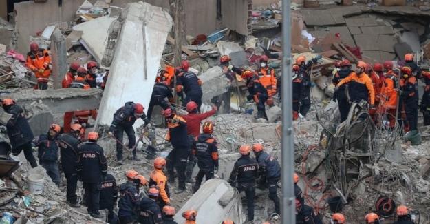 Kartal'daki binanın çökme nedeni belli oldu