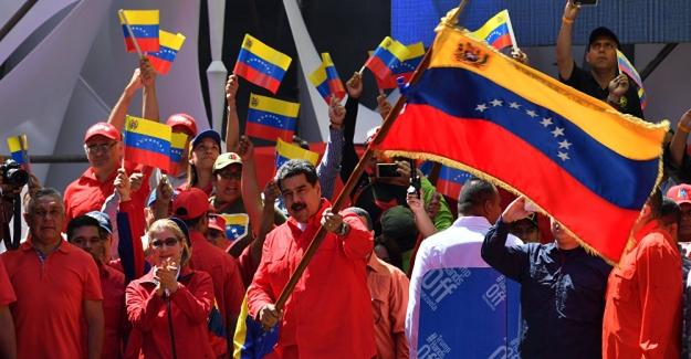 Maduro, Kolombiya ile diplomatik ve siyasi ilişkileri kesti