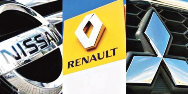 Renault, Nissan ve Mıtsubıshı 2018'de 10,76 milyon adete ulaştı