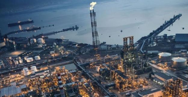 Sanayi devi Tüpraş 2018'de 3,7 milyar lira net kar elde etti