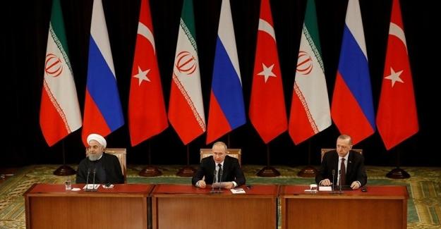 """Soçi'de Suriye zirvesi: """"Çözüm umutları hiç bu kadar filizlenmemişti"""""""