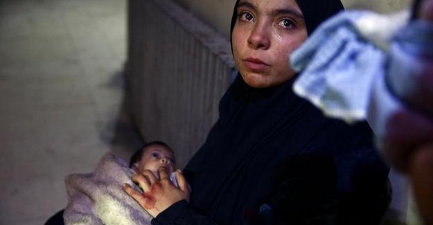 Suriye'de son 8 haftada 29 bebek soğuk ve açlıktan hayatını kaybetti