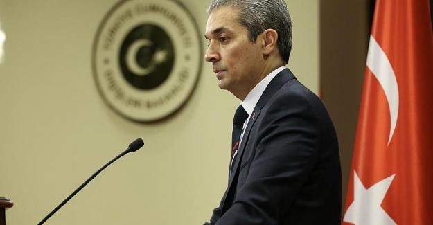 """Türkiye'den Çin'e ilk defa talep: """"Toplama kamplarını kapatın"""""""