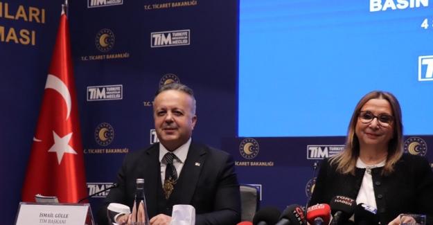 """Türkiye İhracatçılar Meclisi (TİM) Başkanı İsmail Gülle: """"2019 Yılında 182 Milyar Doları Aşacağız"""""""