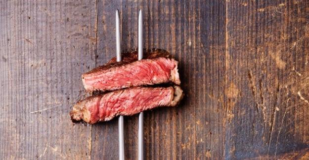 Yılda kişi başına 35 kilo et tüketiyoruz