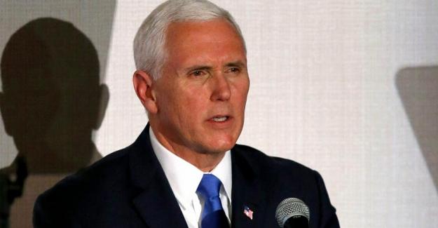 """ABD Başkan Yardımcısı Mike Pence'den açık tehdit; """"Maduro'yu destekleyen ülkeleri dünyadan izole ederiz"""""""