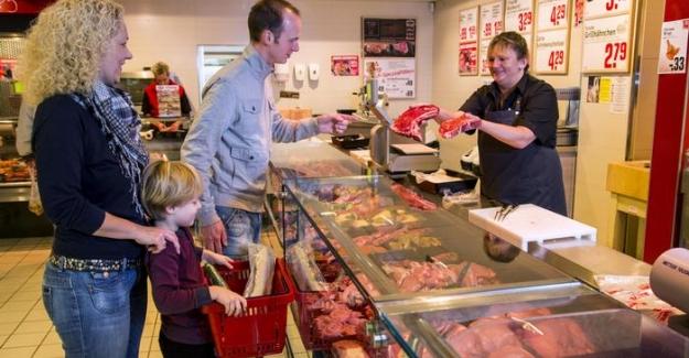 Almanya'da enflasyon yükselişe geçti: Yüzde 1,6