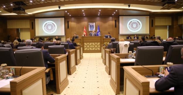 Bursa Büyükşehir Belediye Meclisi'nin son toplantısı