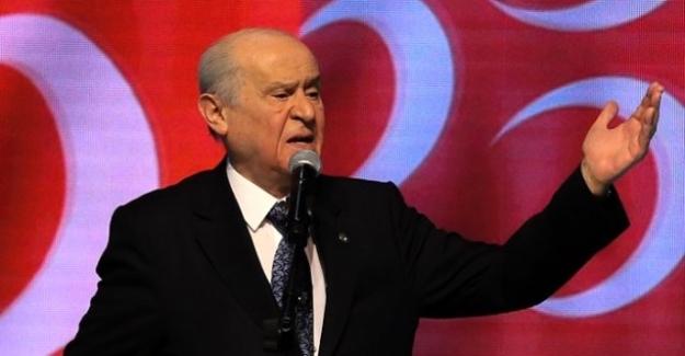 """Devlet Bahçeli: """"Cumhur İttifakı gölgelenmez, gevşemez, gövdeyle kök ayrılamaz"""""""