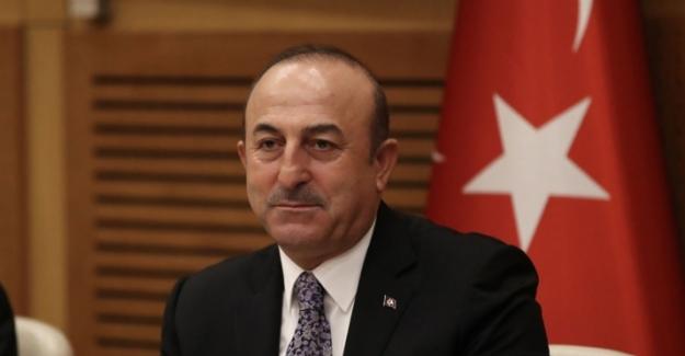 """Dışişleri Bakanı Mevlüt Çavuşoğlu: """"Yeni Zelanda'da 2 Türk yaralı"""""""