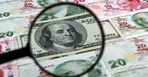 Dolar yükselişini sürdürüyor: 5.84 görüldü