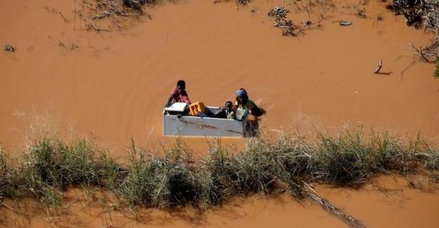 """""""Idai Kasırgası"""" sonrası 3 milyon kişi yardım bekliyor"""