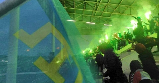 İptal edilmişti: Türk ve Kırım futbol takımları tarihte ilk kez karşılaştı