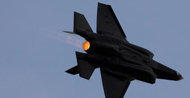 İsrail savaş uçaklarından Gazze'ye saldırı