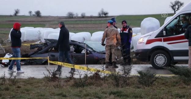Kastamonu'dan acı haber; Trafik kazasında 3 Komando Asker Şehit oldu!..