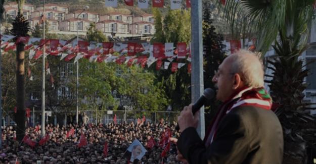 """Kılıçdaroğlu: """"Çanakkale bir ulusun, bir milletin, yedi düvelin önünde diz çökmediği zafer demektir"""""""
