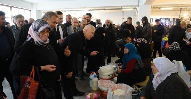 """Mustafa Bozbey: """"Gerekeni Halk yapacak.."""""""